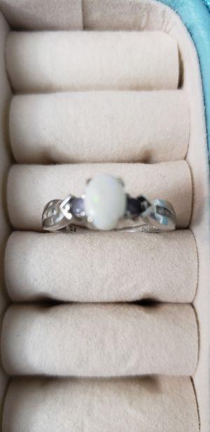 Ring white gold for Sale in Dumfries, VA