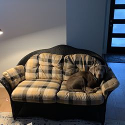 Cozy Loveseat (Dog NOT included) for Sale in Austin,  TX
