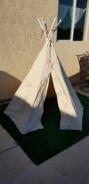 Teepee play tent for Sale in Las Vegas, NV