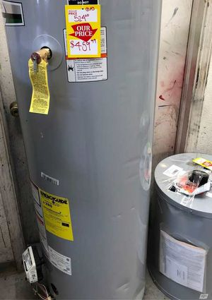 Ao smith water heater gas B5 for Sale in Houston, TX