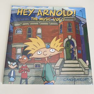 Hey Arnold! Tri-Color Vinyl (Limited 150 Copies) for Sale in Fairmont, WV