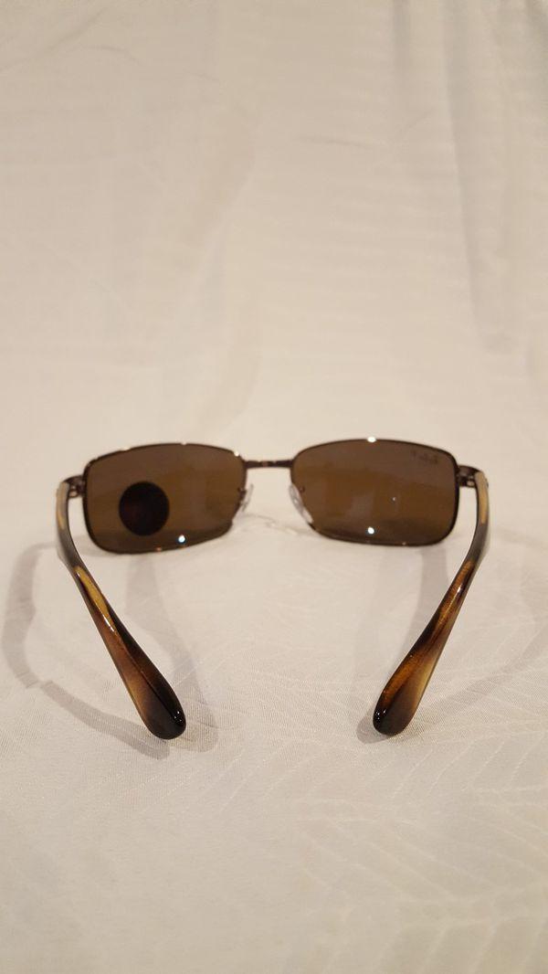 Ray-Ban Sunglasses Brown Frame 3478 014/57 Polarized Brown