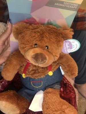 Freezable & microwaveable Aromatherapy teddy bear 🧸 for Sale in Aloha, OR