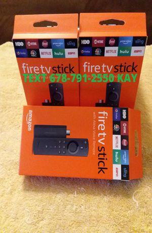 All New / Unlocked / Amazon Fire TV Stick for Sale in Atlanta, GA