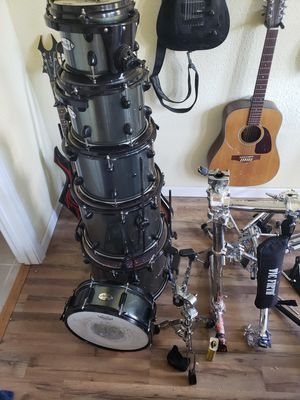 Pdp 8 piece double drive gun metal grey set for Sale in Tullahoma, TN
