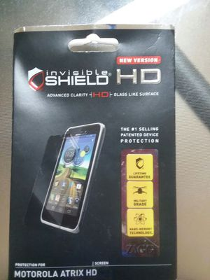 FREE--NEW CELL PHONE SCREEN PROTECTOR for Sale in Charlotte, NC