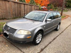 2004 VW Passat GLS 1.8T Wagon for Sale in Seattle, WA