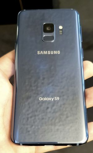 New Blue Samsung Galaxy S9 Unlocked DESBLOQUEADO Liverado T-mobile metro att Cricket Verizon and more for Sale in Los Angeles, CA