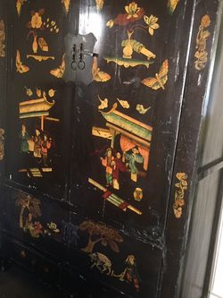 Antique Armoire $300 Or Offer for Sale in San Diego,  CA