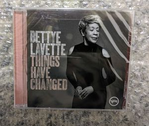 Bettye LaVette: Things Have Changed CD Verve 2018 [NEW] R&B/SOUL (Bob Dylan) for Sale in Huntington Beach, CA