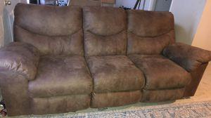 Boxberg Ashley Reclining Sofa for Sale in Stuttgart, AR