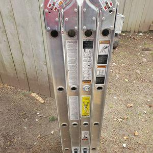 Warner Articulated Ladder 16' for Sale in Sammamish, WA