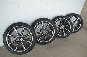 17x7 4x100 wheels Miata Nissan Honda civic mini cooper for Sale in HALNDLE BCH, FL
