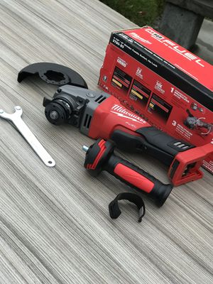 Milwaukee m18 Grainer new $ 125 for Sale in Los Angeles, CA