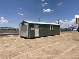 Storage sheds , barns , cabins for Sale in El Paso, TX