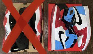 Jordan 11 Bred & Jordan 1 Fearless for Sale in Powder Springs, GA