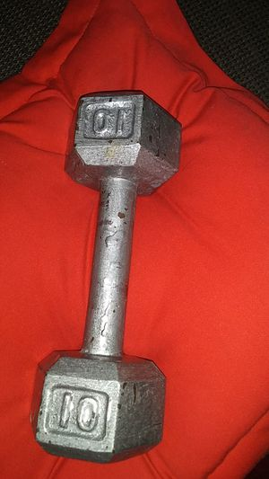 10 LB weight for Sale in St. Louis, MO