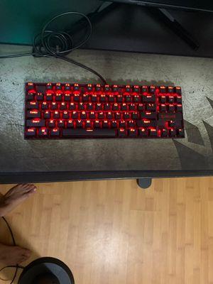 Red dragon kumara mechanical gaming keyboard for Sale in Homestead, FL