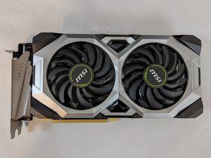 MSI GeForce RTX 2080 SUPER 8 GB VENTUS OC new for Sale in La Habra Heights, CA