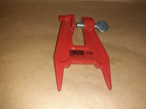 Oregon Chainsaw Filing Vise # 26368A for Sale in Portland, OR