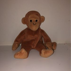 1995 Nana/Bongo the monkey Beanie Baby for Sale in Riverview, FL
