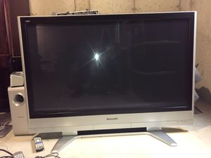 Panasonic 50 inch plasma TV for Sale in Shorewood, IL