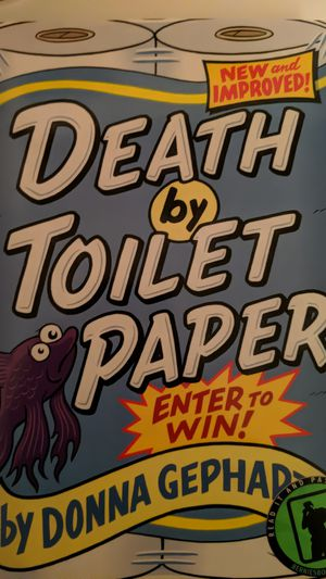 Death By Toilet Paper Book for Sale in Chicago, IL