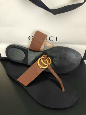 Brand new gucci women sandal size 7 8 9 10 for Sale in Hollywood, FL
