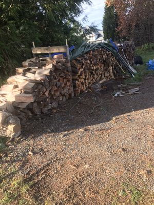 Firewood seasoned fir ready to burn!! for Sale in Battle Ground, WA