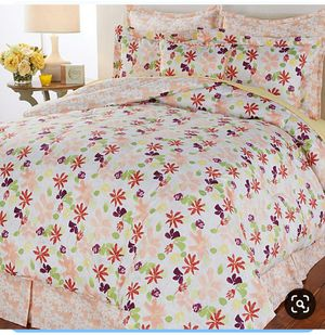 7 piece: King bedding set for Sale in Santa Ana, CA