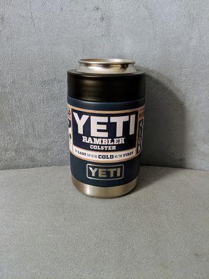 YETI Colster Vacuum insulated Koozie Rambler for Sale in Kennesaw, GA