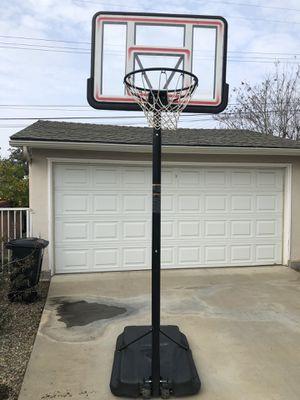 Portable basketball for Sale in Azusa, CA