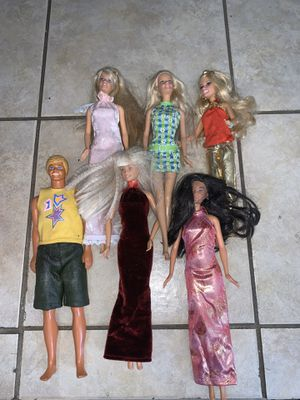 Barbies for Sale in Long Beach, CA