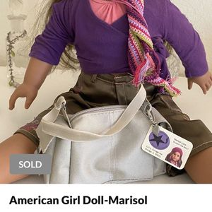 American Girl Dolls-Marisol And Jess for Sale in San Diego, CA