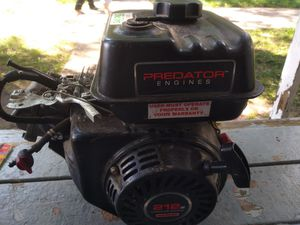 212cc predator motor for Sale in Wyandotte, MI