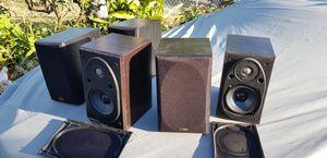 Polk Audio 5.1 Surround Sound Speakers for Sale in San Diego, CA