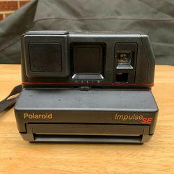 Polaroid Impulse SE Vintage Instant Camera, Movie Prop Retro Item - Untested for Sale in Woodbourne-Hyde Park,  OH