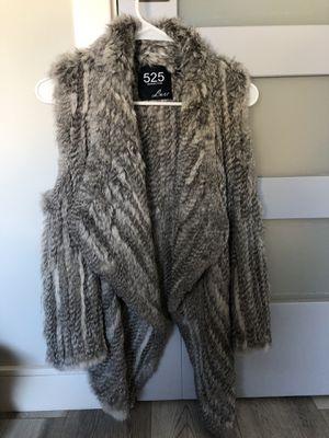 fur vest for Sale in Burbank, CA