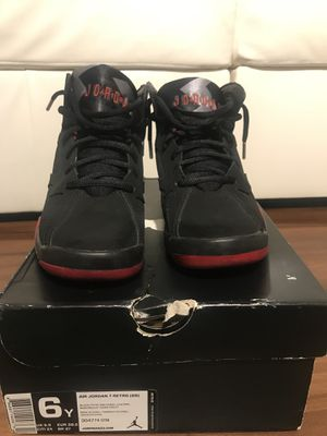 Air Jordan Retro 7 Raptors for Sale in Chicago, IL