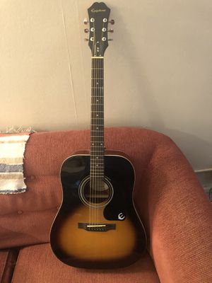 Epiphone DR-100 Acoustic Guitar for Sale in Pontiac, MI