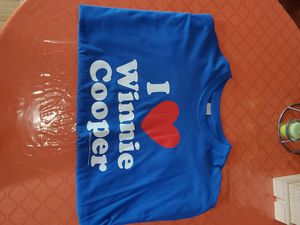 The Wonder Years (I luv Winnie Cooper) 80s size 2XL for Sale in The Bronx, NY