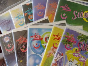 Wow Mixx comics SAILOR MOON 1-15 NM 9.4+ Complete for Sale in Mesa, AZ