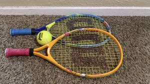 Kids play tennis 🎾 for Sale in Richardson, TX