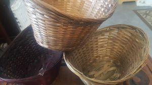 3 Easter Baskets for Sale in San Diego, CA