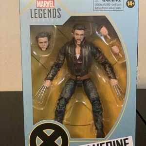 Marvel Legends NEW * Wolverine * X-Men Movie 6-Inch Hugh Jackman Figure for Sale in Spring, TX