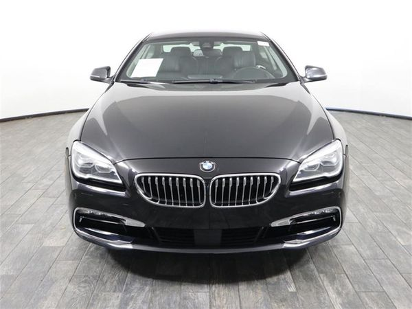 2017 BMW 6 Series