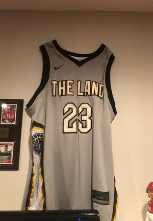 Lebron James size Large Jersey for Sale in Vienna, VA