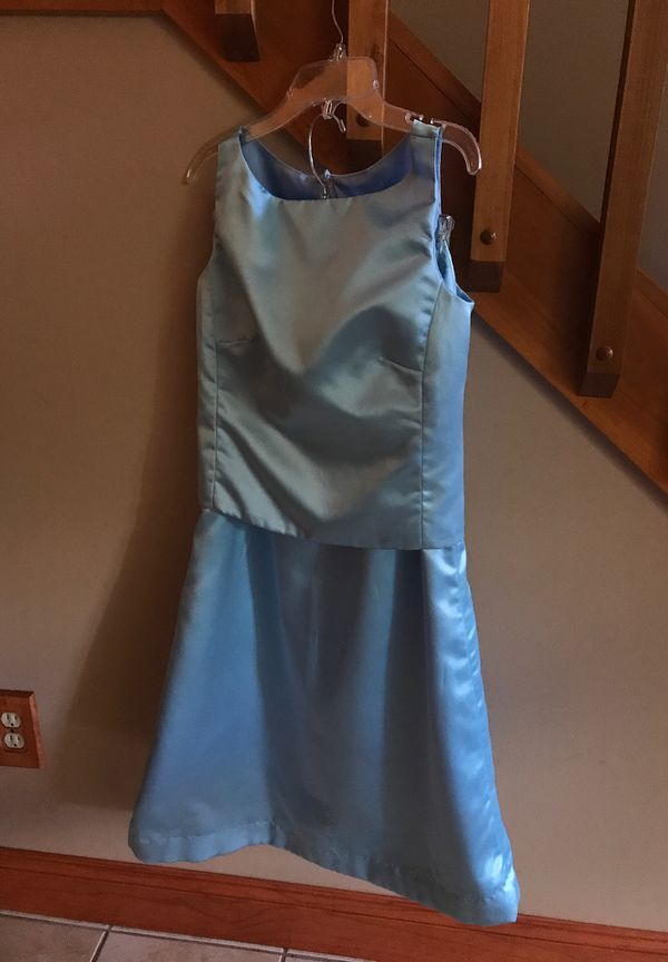 Baby blue dress up clothes