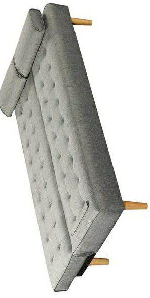 🙋♀️ $39 Down 🎚 Best PRİCE SPECIAL] Neva Gray Futon | 2050 for Sale in Houston, TX
