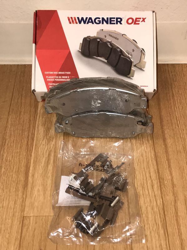 Disc Brake Pad Set-OEX Disc Brake Pad Front WAGNER OEX1363 for Sale in Las  Vegas, NV - OfferUp